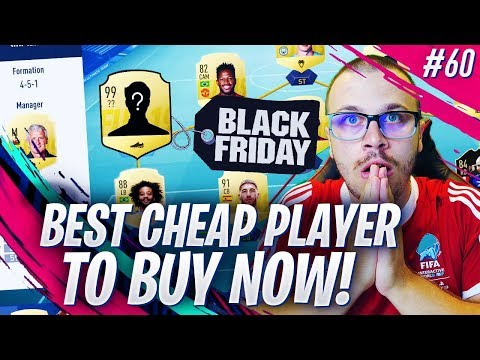 FIFA 19 BEST CHEAP & RELIABLE PLAYER TO BUY DURING BLACK FRIDAY MARKET CRASH FOR DIVISION RIVALS