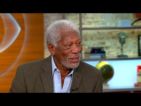 "Morgan Freeman on ""Madam Secretary,"" directing and his voice"