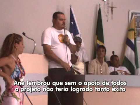 Ane Bastos destaca o Projeto Mata Branca em Itatim