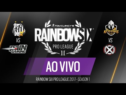 R6 PRO LEAGUE - AO VIVO #R6ProLeagueBR