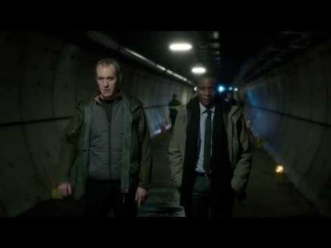 The Tunnel Opening Scene - Stephen Dillane, Clémence Poésy