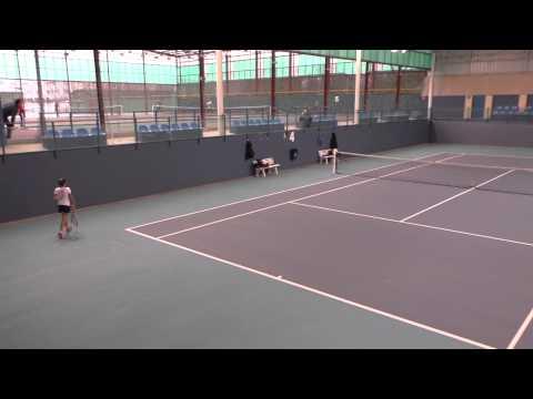 """28º Circuito de Tenis """"El Corte Inglés"""" Masters Infantil Fem"""