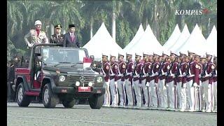 Video Detik-Detik Presiden Jokowi Lakukan Pemeriksaan Pasukan di Hari Bhayangkara MP3, 3GP, MP4, WEBM, AVI, FLV Juli 2019
