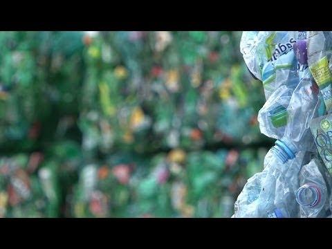 Unikátní technologie recyklace PET obalů