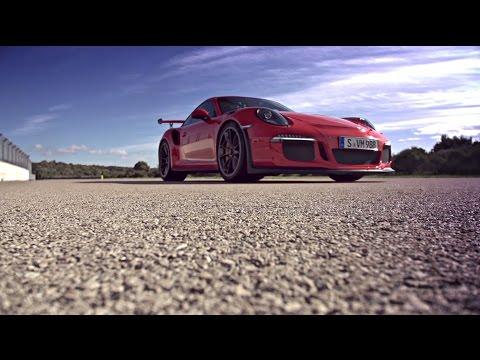 Νέα Porsche 911 GT3 RS @ Nardo