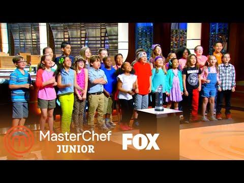 MasterChef Junior Season 4 (First 11 Minutes of Premiere)