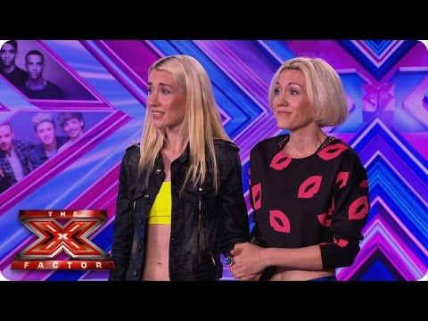 electric - Simon Cowell thinks they're 'so irritating' but he's also fascinated by them, but what do you think of sisters Blonde Electric? Visit the official site: http://itv.com/xfactor SUBSCRIBE:...