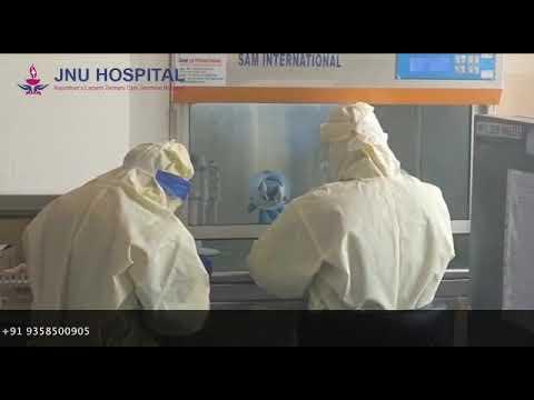 JNU Hospital COVID Testing Lab