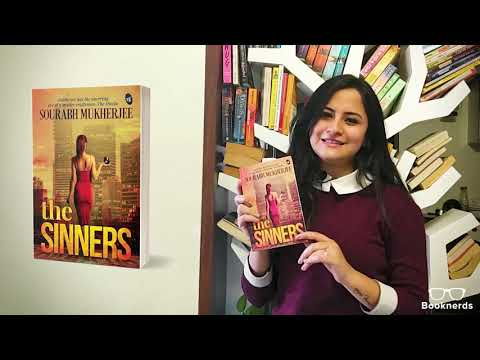 Booknerds Review| The Sinners by Sourabh Mukherjee