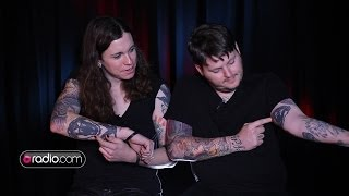Tattoo You: Against Me! Reveal The Meanings Behind Their Tattoos