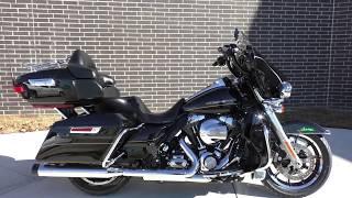 9. 616960   2016 Harley Davidson Ultra Limited Low   FLHTKL