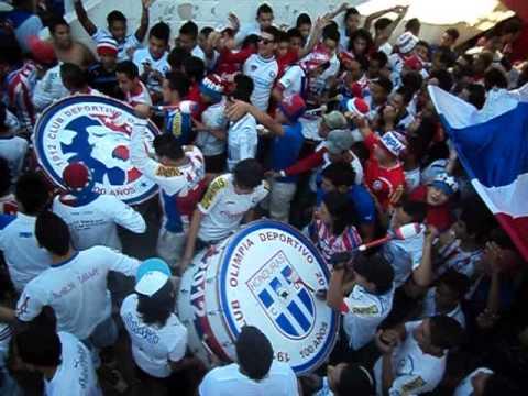 Ultra Fiiel Pasiion Locura y Sentiimiiento - La Ultra Fiel - Club Deportivo Olimpia