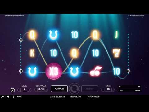 Обзор игрового автомата Nrvna: The Nxt Xperience (NetEnt)