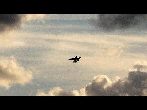 Ξεκίνησαν οι βρετανικές αεροεπιδρομές στη Συρία