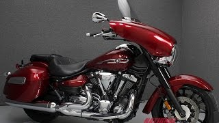 8. 2014  YAMAHA  XV1900 STRATOLINER 1900 DELUXE - National Powersports Distributors