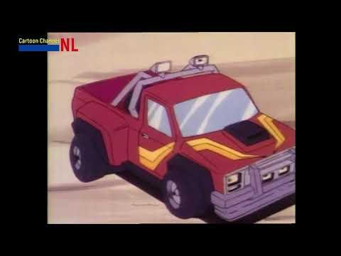 M.A.S.K. The animated series Season 1  Episode 1 t/m 10 (Geen Nederlandse ondertiteling)