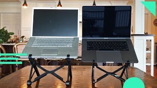 Video The Roost 2.0 vs. Nexstand K2: Ergonomic Portable Laptop Stand Showdown MP3, 3GP, MP4, WEBM, AVI, FLV Agustus 2018