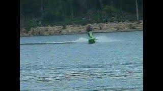 9. Kawasaki Stand up Jet ski 440 to 750 conversion