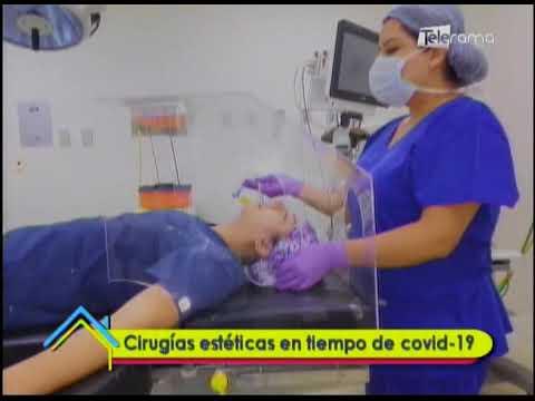 Cirugías estéticas en tiempo de covid-19