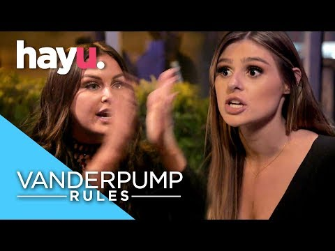 Lala Confronts Raquel On James Cheating Rumours | Season 7 | Vanderpump Rules