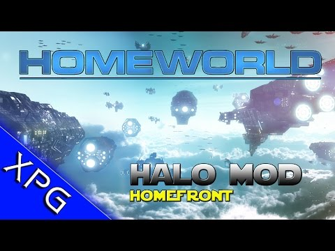 Homeworld Mods Halo Homeworld – Halo Mod Spotlight