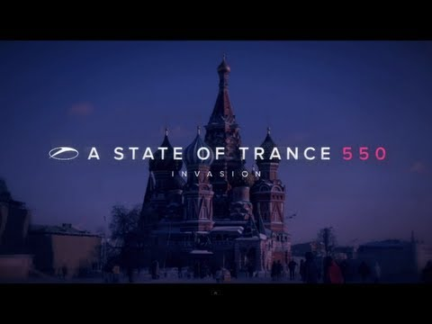 ASOT 550 in Moscow party report!