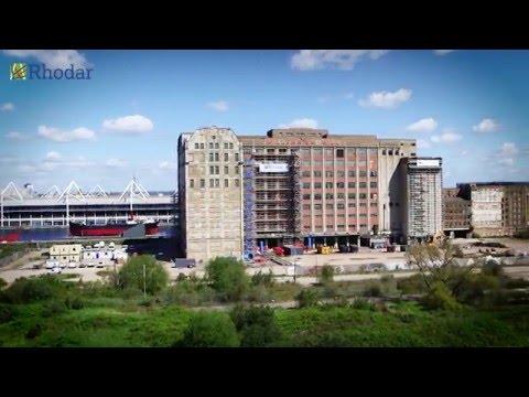 Millennium Mills asbestos removal case study