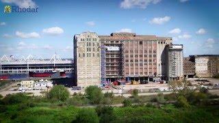 Rhodar Asbestos Removal Project: Millennium Mills, Silvertown - London