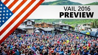 Vail Bouldering World Cup 2016 | Preview by OnBouldering
