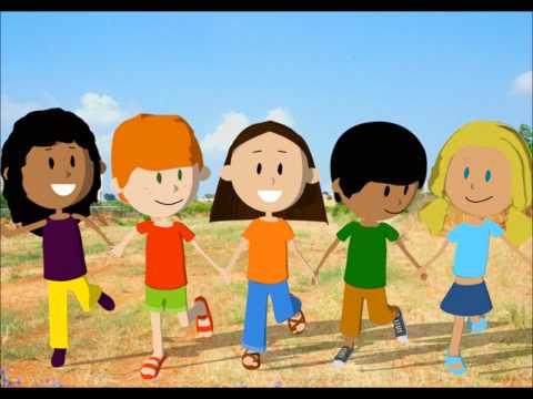 חברים בכל מיני צבעים