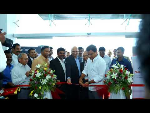 , Nucon Aerospace Inaugurates its Largest Aerospace