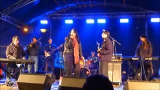 Video Dard - Začínam žiť (Silvester 2012) cover Dominika Mirgová