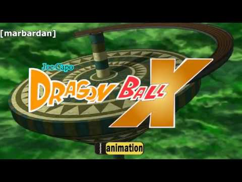 Dragon Ball X Anime Teaser: Gohan Blanco Vs. El Grande Padre