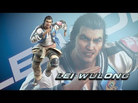 Lei Wulong de Tekken 7