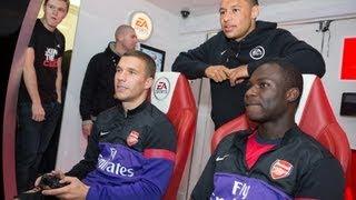 FIFA 13 Pro Footballer Tournaments | Arsenal