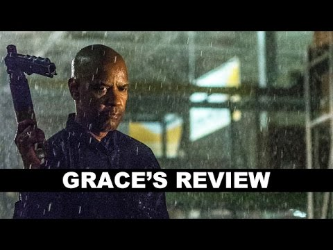 review trailer - The Equalizer movie review! Beyond The Trailer host Grace Randolph shares her review aka reaction today for this 2014 movie starring Denzel Washington! http://bit.ly/subscribeBTT The Equalizer...