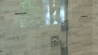 How to Design a Glass Shower : Bathroom Remodeling