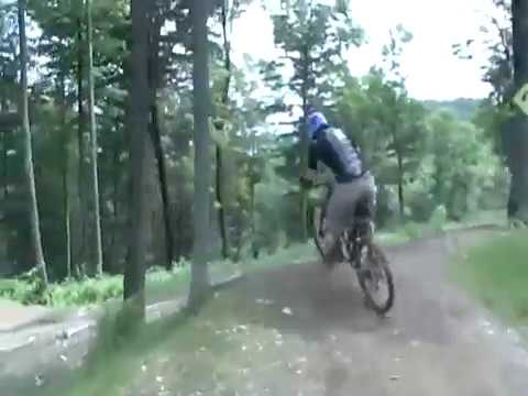 Great mountain bike crashes: CXRASH