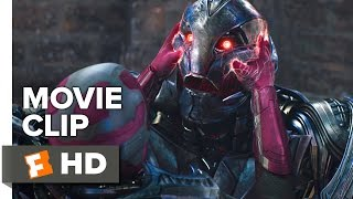 Nonton Avengers: Age of Ultron Movie CLIP - Ultron vs Vision (2015) - James Spader Movie HD Film Subtitle Indonesia Streaming Movie Download