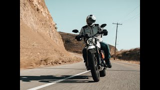 The Ducati Scrambler Desert Sled is the Safari 911 of Motorcycles by The Smoking Tire