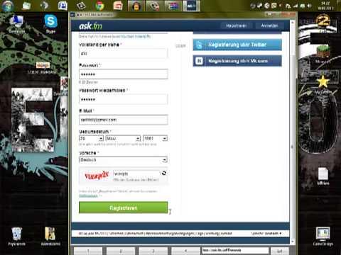 ASK.fm Mehr Fragen bekommen/Like-Bot
