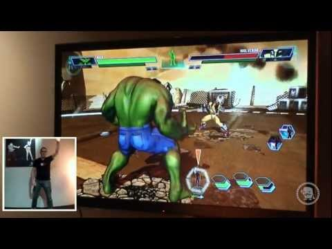 marvel avengers battle for earth xbox 360 youtube