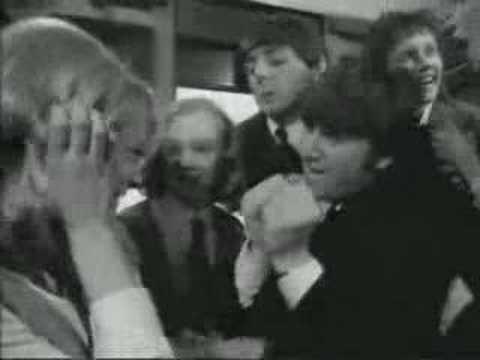 The Beatles: A Hard Day's Night - Prisoners Scene