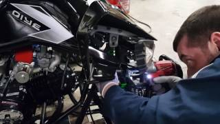 1. 125cc Atv Assembly Sport OR Utility Product Support Video And Review From SaferWholesale.com