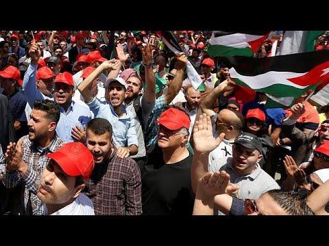 Ιορδανία: Ημέρα απεργίας και νέων διαδηλώσεων
