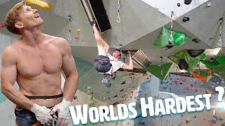 Magnus Midtbø schooled by professional crack climber! by Magnus Midtbø