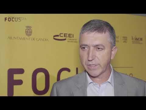 Rafael Climent en Focus Pyme y Emprendimiento Comunitat Valenciana 2018