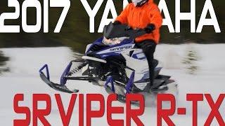 5. STV 2017 Yamaha SR Viper R-TX