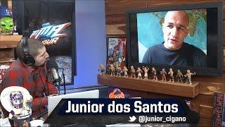 Junior dos Santos Wasn't Surprised by UFC 198, Says Fabricio Werdum is 'Not a Striker' by MMA Fighting