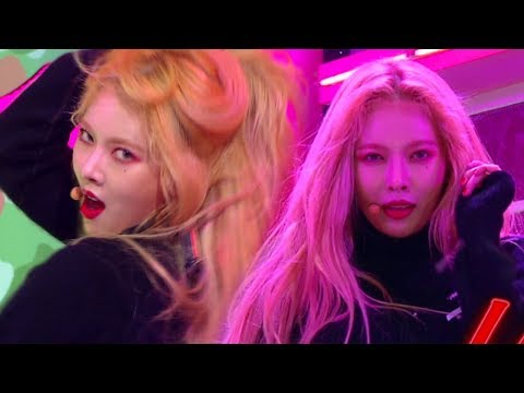 Video 《Comeback Special》 HyunA(현아) - Lip & Hip(립앤힙) @인기가요 Inkigayo 20171210 download in MP3, 3GP, MP4, WEBM, AVI, FLV January 2017